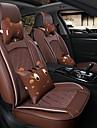 coussin de siege linge coussin de voiture housse de siege quatre saisons universel respirant et confortable un ensemble de cinq