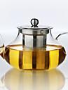 1buc palmă-up familie atmosferic ceai de sticlă de divertisment ceainic