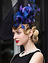 Flax Headpiece-Wedding Special Occasion Casual Outdoor Fascinators Hats 1 Piece