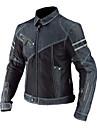vetements veste de moto jk-006 motocross veste de course protection hors route d\'armure respirant veste coupe-vent moteur pour l\'homme