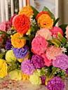 1 ramură Plastic Others Flori artificiale