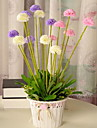 1 Une succursale Plastique Autres Fleur de Table Fleurs artificielles