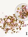 75 Manucure De oration strass Perles Maquillage cosmetique Nail Art Design