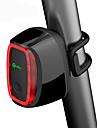 Lampe Arriere de Velo LED - Cyclisme Rechargeable Transport Facile Lumens Batterie Cyclisme Moto
