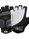 Santic® Gants sport Homme Gants de Cyclisme Printemps Ete Automne Hiver Gants de Velo Respirable Vestimentaire Protectif Les mitaines