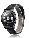 Smart WatchLongue Veille Pedometres Sante Sportif Camera Moniteur de Frequence Cardiaque Fonction reveille Ecran tactile Information Mode