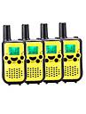 pmr walkie talkie portabil pentru copii care se joacă în super-piață grădină care călătoresc în afara cu mâinile libere 38ctcss până la 6