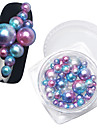 1PCS Manucure De oration strass Perles Maquillage cosmetique Nail Art Design