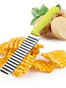 1 pieces Cutter & Slicer For Pour Ustensiles de cuisine Acier Inoxydable Plastique Creative Kitchen Gadget Haute qualite
