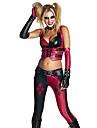 Costume Cosplay Decorațiuni de Halloween  Costume petrecere Mascaradă Super eroi lilieci Clovn/Burlești Cosplay Cosplay de Film Roșu Negru