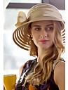 Tul Material Textil Diadema-Nuntă Ocazie specială Informal Birou & carieră Pălării/Căciuli 1 Bucată