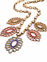 Pentru femei Toroane Coliere Cristal La modă Personalizat Euramerican Bijuterii Pentru Nuntă Petrecere