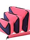 Unisex Nailon Folosire Profesională Geantă Transport Roz Îmbujorat Gri Acvamarin Albastru pal