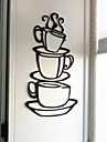Natură moartă Perete Postituri Autocolante perete plane Autocolante de Perete Decorative,Hârtie Material Pagina de decorarede perete