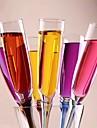 Verrerie Acrylique,4*4*40 Du vin Accessoires
