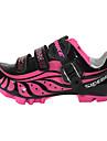 BOODUN/SIDEBIKE® J000921 Chaussures Velo / Chaussures de Cyclisme Chaussures de Velo de Montagne Femme Antiderapant RespirableVelo tout