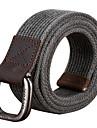 Unisex Solid Tricotaj Casual Țesătură,Curea Talie