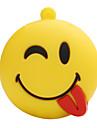 Fierbinte nou desen animat obraznic zâmbet face usb2.0 8GB flash drive u memorie stick de memorie