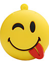 Nouveau dessin anime nouveau dessin anime smiley face usb2.0 16gb flash drive u memory memory