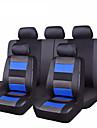 Couvre-siege Double(cm)Cuir Lavable en machine Confortable