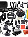 Accessoires Kit 42 en 1 Impermeable PourXiaomi Camera Gopro 5 Gopro 4 Gopro 4 Silver Gopro 4 Session Gopro 4 Black Gopro 3 Gopro 3+ Gopro