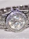 Pentru femei Ceas Elegant Ceas La Modă Ceas de Mână Ceas Brățară Unic Creative ceas Simulat Diamant Ceas Chineză QuartzȘtras Plin de