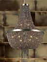 Lampe suspendue ,  Contemporain Chrome Fonctionnalite for Designers Metal 8 Ampoules