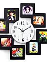 Modern/Contemporan Informal Birou / Afacere Case Prieteni Nuntă Familie Școală/Absolvire Ceas de perete,Noutate Interior Ceas