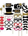 Carton Decoratiuni nunta-30Piesă/Set Nuntă