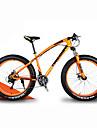 Velo tout terrain Velo de Neige Cyclisme 21 Vitesse 26 pouces/700CC 40 mm SHIMANO 30 Frein a Disque Fourche a Suspension