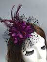 Net Diadema-Nuntă Party/Seara Pălărioare Pălării/Căciuli Voaluri Plasă 1 Bucată