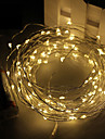 3m 30LED 3aa 4.5V batteridriven vattentät dekoration ledde koppartråds ljus sträng för julen bröllopsfest