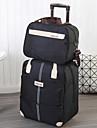 Femei bagaje PC toate anotimpurile casual în aer liber dreptunghi fermoar roșu negru verde