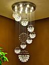 Condus de cristal plafon pandantiv lumini moderne candelabre de origine agățat de iluminat cu LED-uri lustre lămpi fixtures