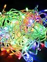 noel lumieres 30m / 200leds Guirlande LED 220v pour les vacances / fete / mariage / nouvelle annee decoration de la maison Livraison