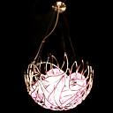 Lusteri / Privjesak Svjetla - Crystal / Bulb Included - Modern/Comtemporary / Zdjela