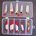 Metal Baits Metal Fishing Lure Set (10 pcs)