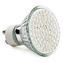 GU10 LED bodovky MR16 78 High Power LED 390 lm Přirozená bílá AC 220-240 V