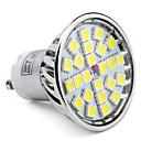 4W GU10 LED bodovky MR16 24 SMD 5050 280 lm Přirozená bílá AC 85-265 V