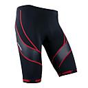 SANTIC® Muškarci Bicikl Prozračnost / Quick dry / Podesan za nošenje / Reflektirajuće trake / Pad 3DKratke hlače / Podstavljene kratke