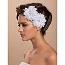 Žene Saten Glava-Vjenčanje / Special Occasion / Neformalan / Outdoor Fascinators / Cvijeće