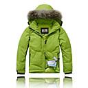 lyžování df-74 valianly venkovním dámská péřová bunda