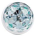 3W E26/E27 LED okrugle žarulje 3 Visokonaponski LED 270 lm RGB Aktivira se na zvuk AC 85-265 V