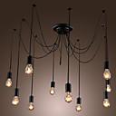 Max 60W Vintage LED Pittura Lampadari Salotto / Camera da letto / Sala da pranzo / Cucina / Sala studio/Ufficio