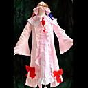 Inspirirana Touhou projekt Patchouli Knowledge Video igra Cosplay Kostimi Cosplay Suits Kolaž Bijela Top