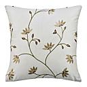 Zemlja vezenje poliestera dekorativne jastuk poklopac