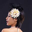 performansi dancewear trbušni ples headpiece za dame više boja
