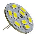 4W G4 LEDスポットライト 9 SMD 5730 430 lm ナチュラルホワイト DC 12 V
