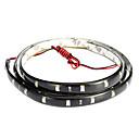 LED světelné lišty 90 cm, červená / bílá / modrá