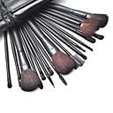 18 Četka Setovi Nylon Brush / Koza četka za kosu / Synthetic Hair Lice / Usna / Oko